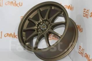 RAYS Eco Drive Gear CE28. 8.5x17, 5x100.00, 5x114.30, ET45, ЦО 73,1мм.