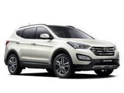 Линза фары. Hyundai Santa Fe, DM Двигатели: D4HB, G4KE