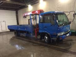 Nissan Diesel UD. Продаётся Nissan Diesel, 7 000 куб. см., 5 000 кг.