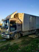 Isuzu Forward. Исузу форвард, 2 700 куб. см., 5 000 кг.