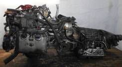 Двигатель в сборе. Subaru: Exiga, Impreza XV, Legacy, Forester, Impreza WRX STI, Legacy B4, Impreza WRX, Impreza Двигатели: EJ20, EJ204