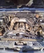 Двигатель в сборе. Nissan Terrano Двигатели: TD27, TD27ETI, TD27T, TD27TI