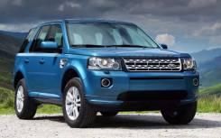 Линза фары. Land Rover Freelander