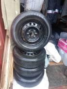 Продам колёса Firestone FR 10. x14 4x100.00