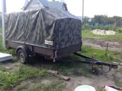 Курганские прицепы, 2014. Прицеп легковой 3х1,5, 580 кг.