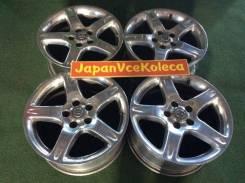 Toyota. 8.0x17, 5x114.30, ET50, ЦО 60,0мм.