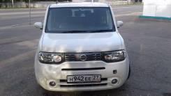 Nissan Cube. вариатор, передний, 1.5 (109 л.с.), бензин, 107 000 тыс. км