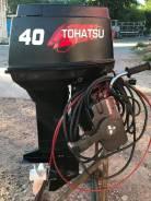 Tohatsu. 40,00л.с., 2-тактный, бензиновый, нога L (508 мм), Год: 2005 год