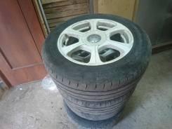 Bridgestone Ecopia EX10. Летние, износ: 40%, 4 шт