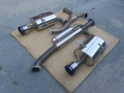 Выхлопная система. Subaru Impreza WRX STI Subaru Impreza, GVF, GVB