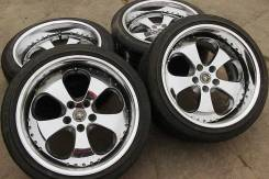 OZ Racing Exclusive. 10.0/11.0x18, 5x114.30, ET12/9