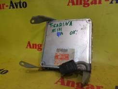 Блок управления двс. Toyota Carina, AT171 Двигатель 4AFE