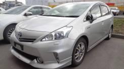 Губа. Toyota Prius a, ZVW40W, ZVW40