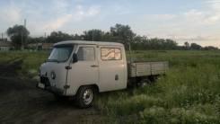 УАЗ 39094 Фермер. Продам УАЗ фурмер, 2 700 куб. см., 1 000 кг.