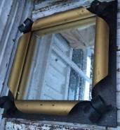 """ЗеркалоОкно в Париж""""винтаж"""