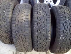 Pirelli Winter Carving Edge. Зимние, шипованные, 2011 год, износ: 20%, 4 шт