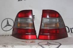 Стоп-сигнал. Mercedes-Benz M-Class, W163