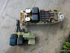 Блок предохранителей. Toyota Carina, AT170, AT170G Двигатель 5AF