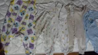 Лот детских вещей от 3 до 6 месяцев. Рост: 60-68, 68-74 см