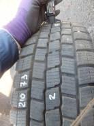 Dunlop SP LT 02. Зимние, без шипов, 2008 год, износ: 10%, 2 шт. Под заказ
