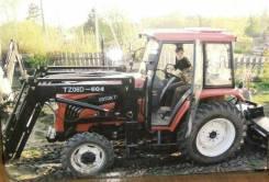 Foton. Продам трактор TA604 4WD 2008 г., 4 000 куб. см.