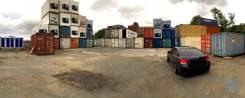 Аренда рефрижераторных и сухогрузных контейнеров. 1 500 кв.м., улица Днепровская 21 стр. 3, р-н Столетие. Дом снаружи