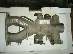 Заслонка дроссельная. Toyota Mark II, JZX91E, JZX91 Двигатель 2JZGE