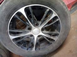 Летний комплект колес. x15 5x114.30 ET40