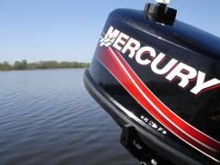 Mercury. 4,00л.с., 2-тактный, бензиновый, нога S (381 мм), Год: 2013 год