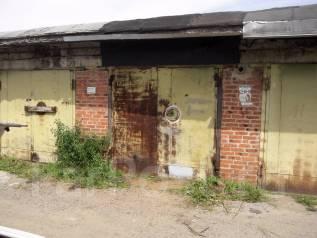 Гараж. улица Памирская 37, р-н Индустриальный, 20 кв.м., электричество. Вид снаружи
