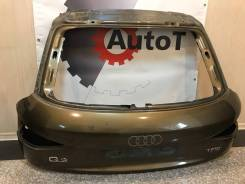 Дверь багажника. Audi RS Q3, 8UB Audi Q3, 8UB, 8UG Двигатели: CZGB, CTSA, CZGA, DBBA, CCZC, CHPB, CCTA, CUWA, DFTC, CLLB, CZDB, CUVC, DFTA, CYLA, CFFB...