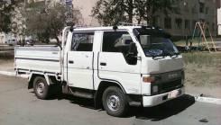 Toyota Hiace. Продам грузовик, 2 500 куб. см., 1 100 кг.