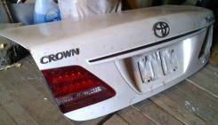 Крышка багажника. Toyota Crown, GRS200, GWS204, GRS201, GRS202, GRS203 Двигатели: 4GRFSE, 2GRFSE, 3GRFSE
