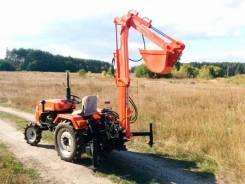 "Уралец. Мини-трактор ""-220Б 4х4"", 2 000 куб. см."