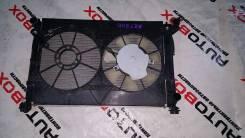 Радиатор охлаждения двигателя. Toyota: Allion, Premio, Caldina, Opa, Wish Двигатели: 1ZZFE, 1AZFSE