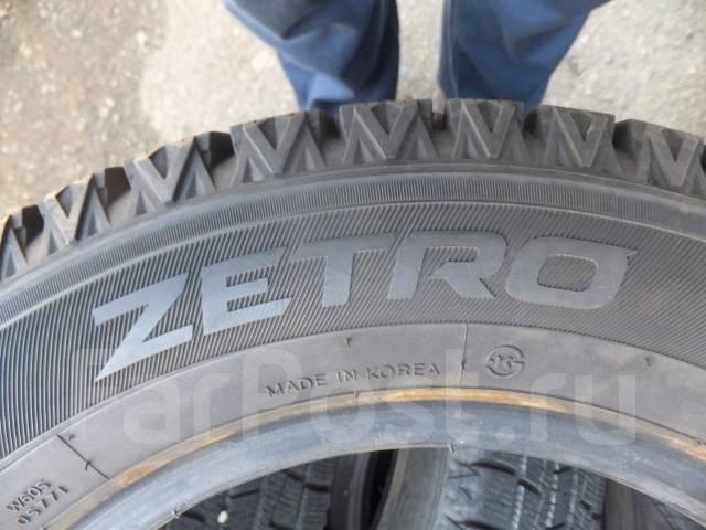 Zetro Ice Edge Neo. Зимние, без шипов, 2014 год, износ: 10%, 4 шт. Под заказ