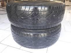 Bridgestone Dueler H/P D680. Летние, 2008 год, износ: 50%, 2 шт