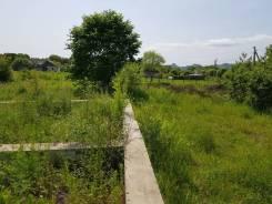 Земельный участок с фундаментом!. 1 586 кв.м., собственность, электричество, вода, от агентства недвижимости (посредник)