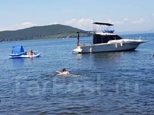 Аренда катера. Рыбалка, прогулки по островам. Морское такси. 12 человек, 40км/ч