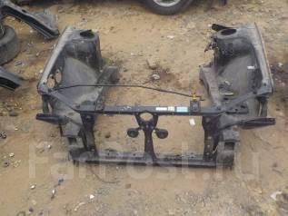 Рамка радиатора. Subaru Legacy B4, BE5 Subaru Legacy, BE9, BEE, BHE, BHC, BE5, BES Двигатели: EJ206, EZ30D, EJ204, EJ201, EJ202, EJ254, EJ208