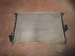 Радиатор основной Renault Logan 2005-2014 МКПП с кондиционером. Renault Logan, LS0G/LS12 Двигатели: K7J, K7M