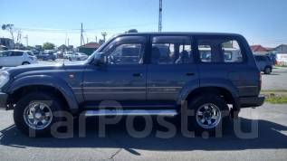 Toyota Land Cruiser. автомат, 4wd, 4.2 (170 л.с.), дизель, 235 000 тыс. км
