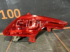 Hyundai Santa Fe III - Фонарь противотуманный задний левый в бампер