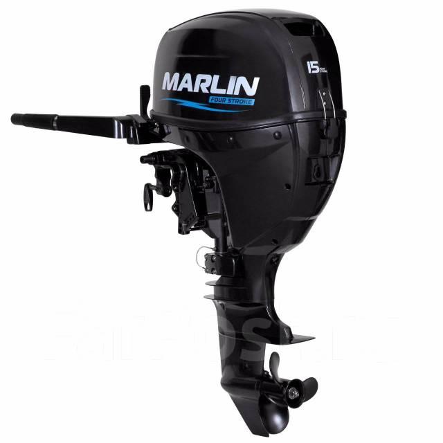 Marlin. 15,00л.с., 4-тактный, бензиновый, нога S (381 мм), Год: 2017 год
