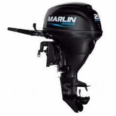 Marlin. 25,00л.с., 4-тактный, бензиновый, нога S (381 мм), Год: 2017 год. Под заказ