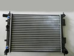 Радиатор охлаждения двигателя. Hyundai Solaris Hyundai i20 Kia Rio, FB Двигатели: G4LC, G4FC