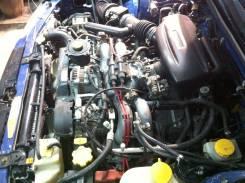 Двигатель в сборе. Subaru Legacy Subaru Forester Двигатель EJ20E