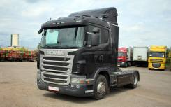 Scania. g380, 11 000 куб. см., 3 500 кг.