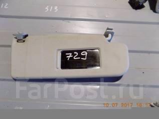 Козырек солнцезащитный. Volkswagen Passat CC Двигатель CCZB
