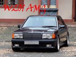 Обвес кузова аэродинамический. Mercedes-Benz 190, W201